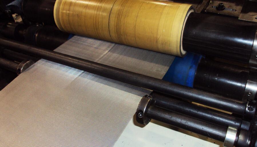 metal-mesh-roller